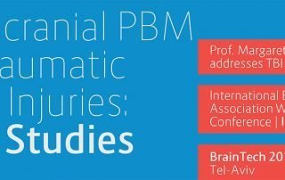 traumatic brain injury transcranial PBM