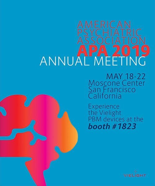 Vielight to Exhibit at the American Psychiatric Association (APA).