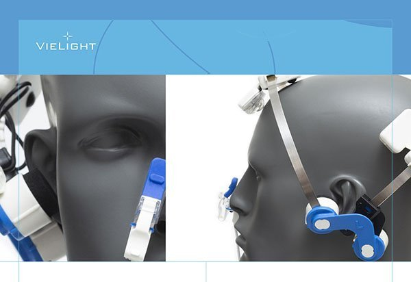 Vielight near infrared light therapy
