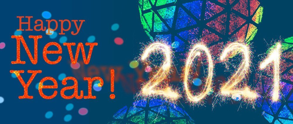 Happy New Year 2021 from Vielight