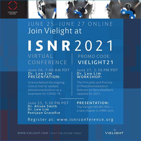 ISNR 2021 Vielight Ad